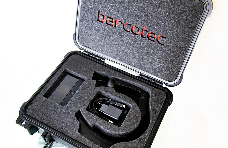 Adtance Schutz Case für Datenbrille Barcotec