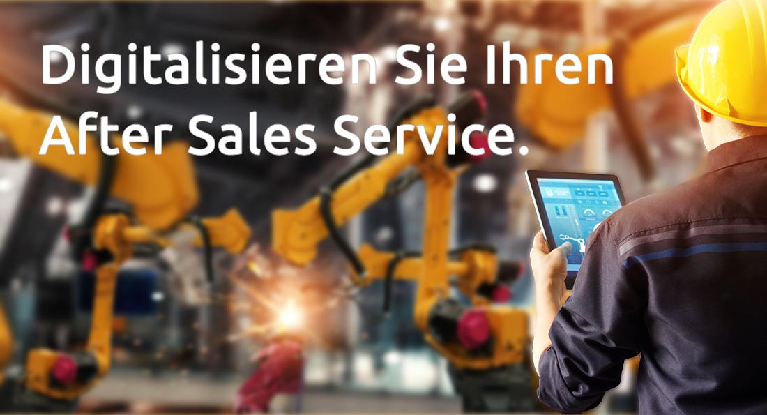 After Sales Service digitalisieren