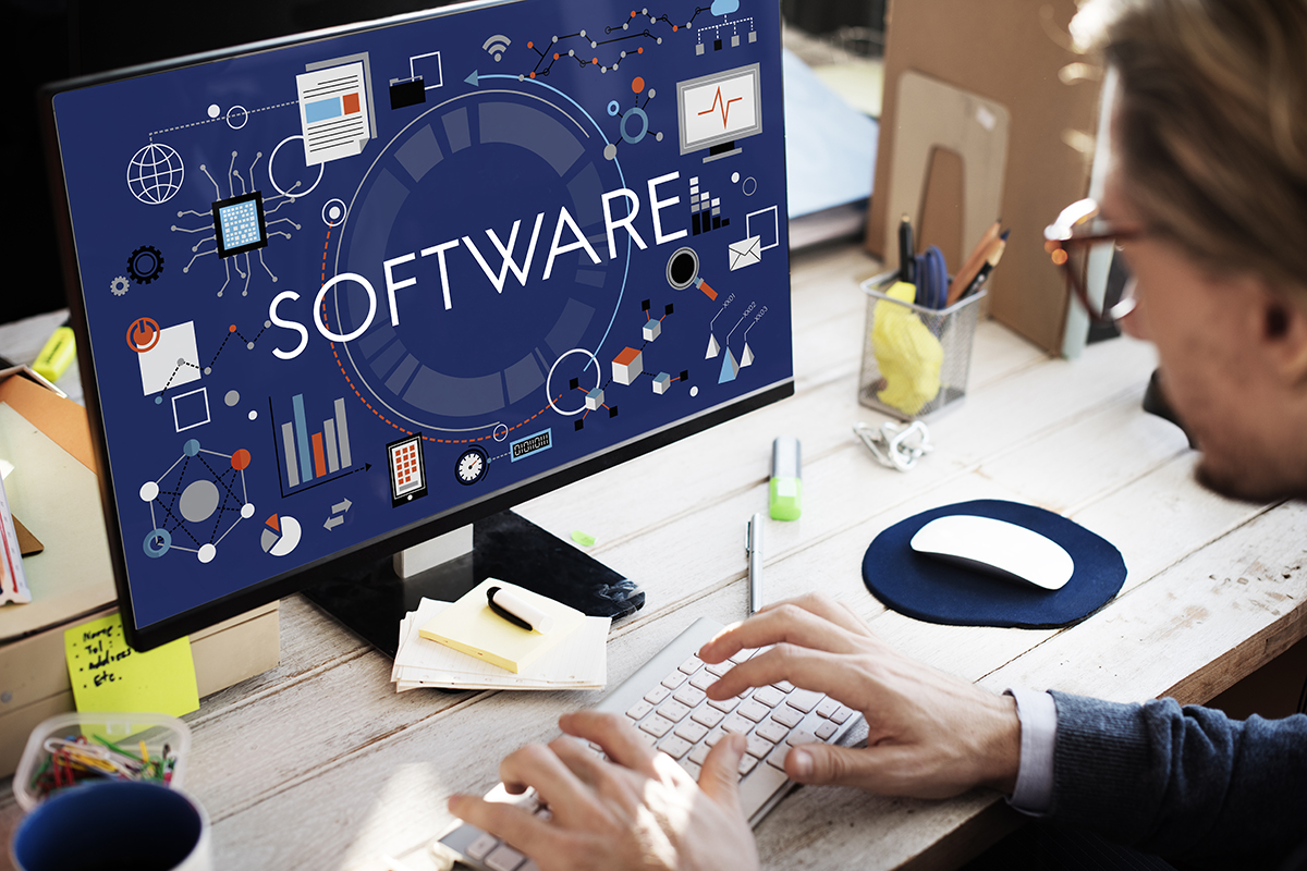 The right software for the digitization of the service