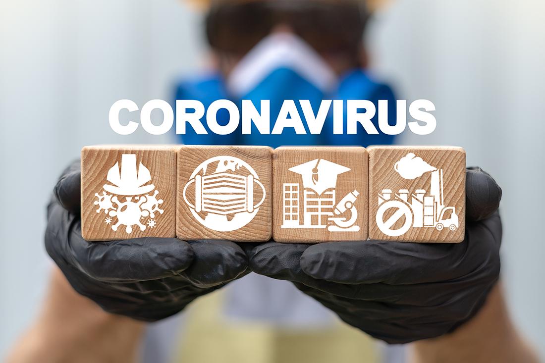 Mit ADTANCE Support und ADTANCE Workflow Abschaltung von Produktionsanlgen aufgrund von Corona verhindern