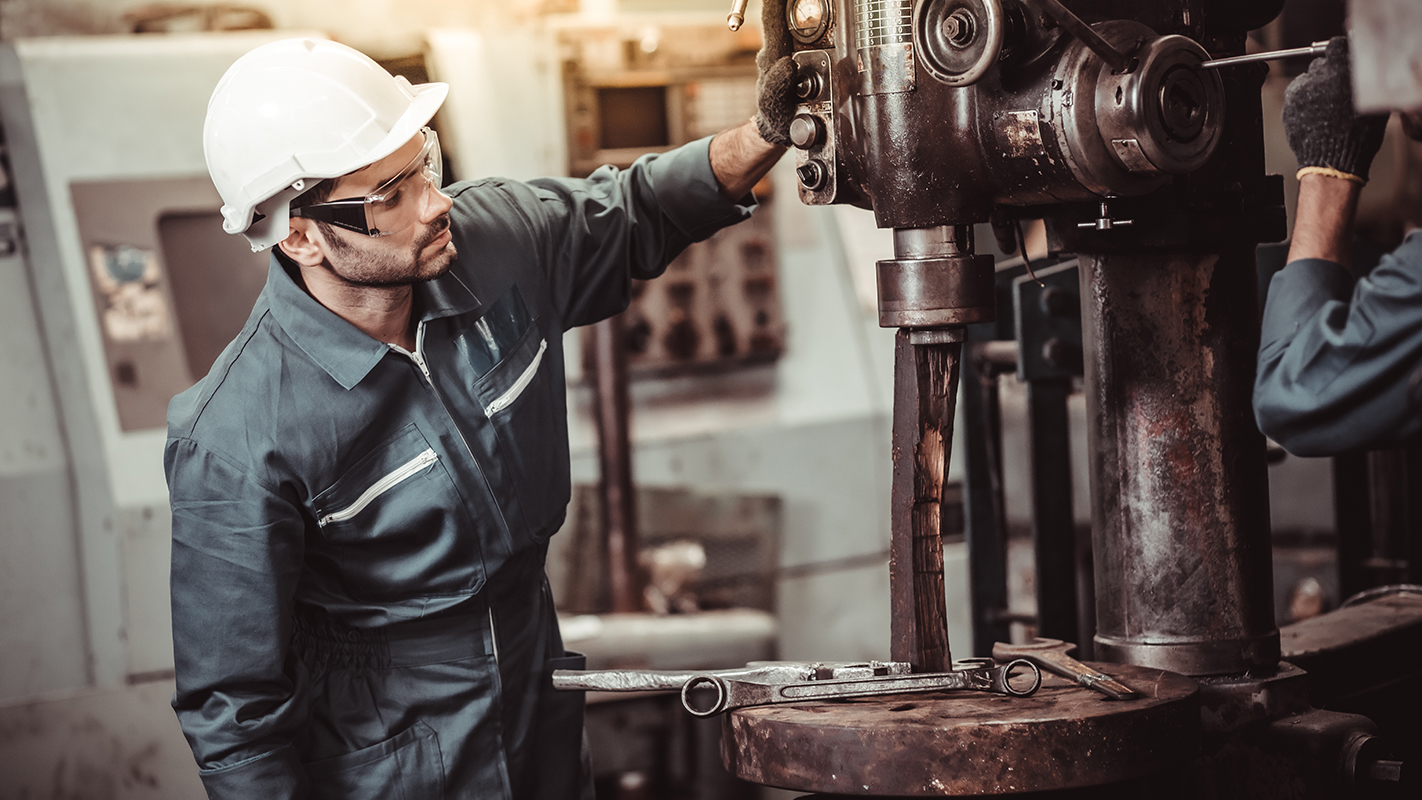 remote maintenance in plant and machine engineering