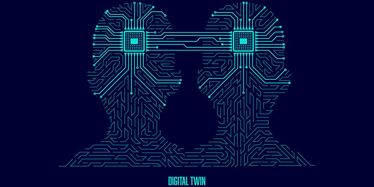 Der Digitale Zwilling in der Fertigung
