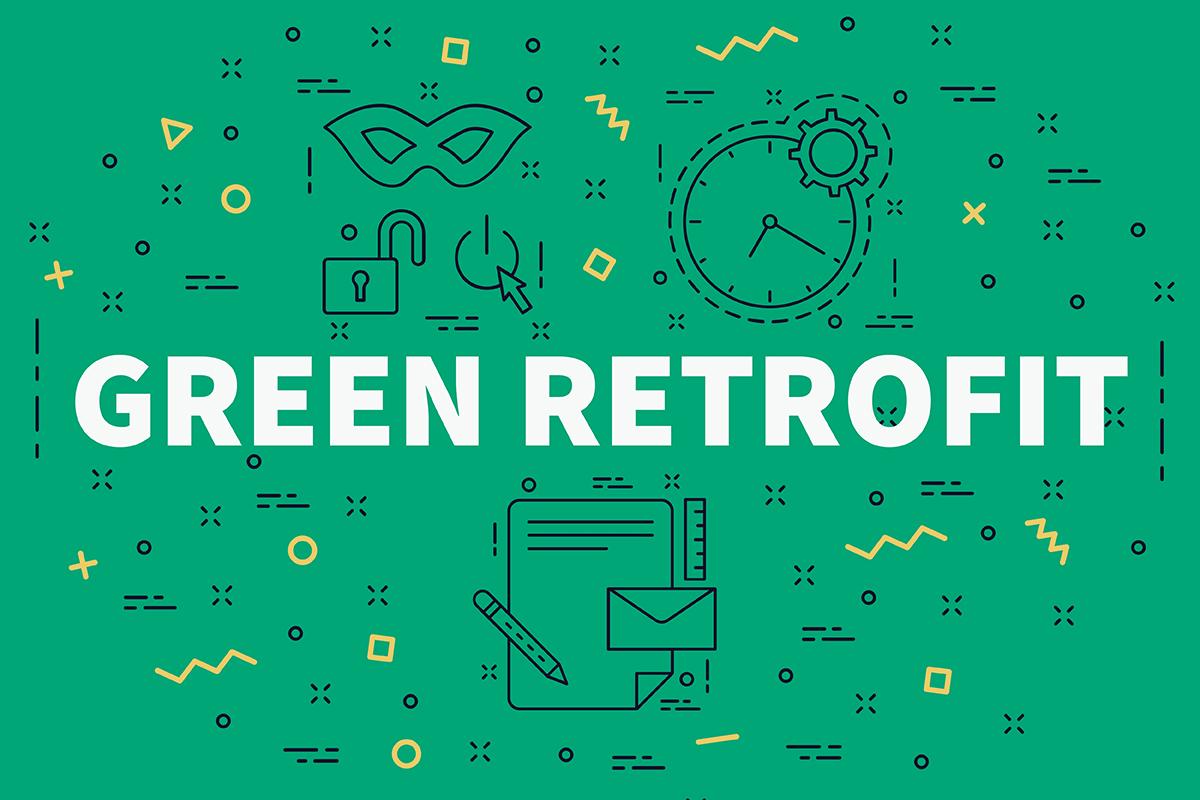 Mehr Nachhaltigkeit durch Retrofitting