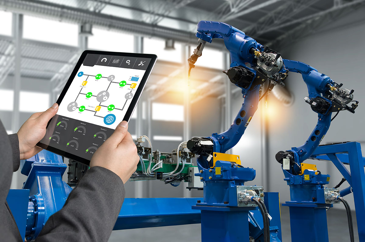 ADTANCE Workflow in Use for Maintenance Measures in the Industry